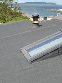 Flat Roof in Preston