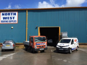 Roofing Merchants in Morecambe