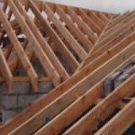 Timber Trusses in Hayton