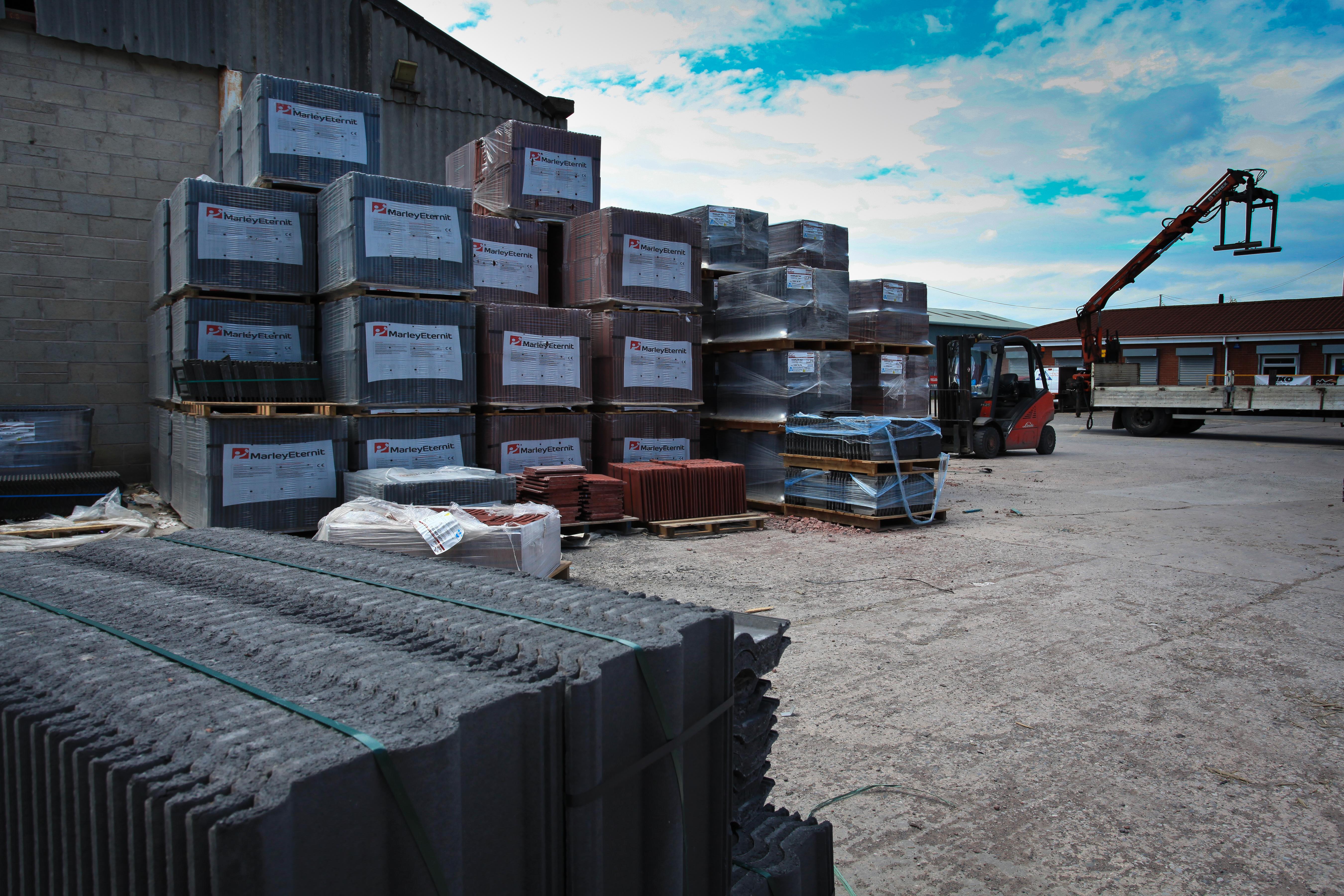 Roofing Supplies in Haydock